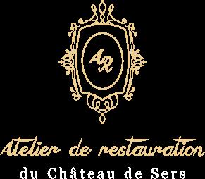 Atelier de restauration du Château de Sers