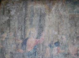 """Restauration de peinture de chevalet """"Jésus parmi les docteurs"""" - galerie - Atelier de restauration du Château de Sers"""